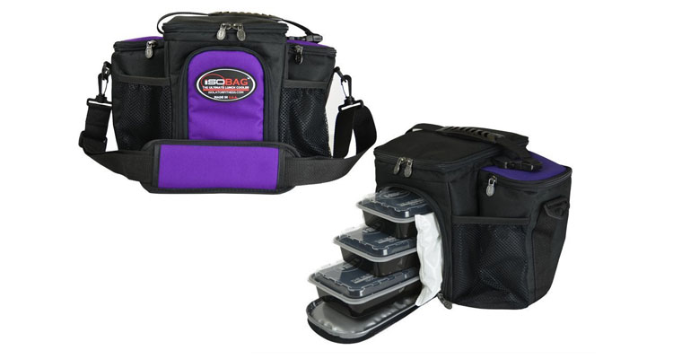 Isolator Fitness Isobag 3 Meal Management System Review