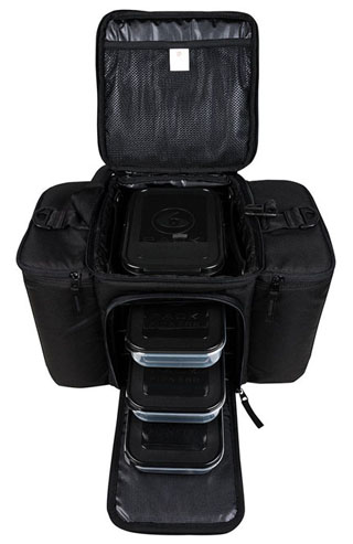 6 Pack Fitness Innovator Storage Space