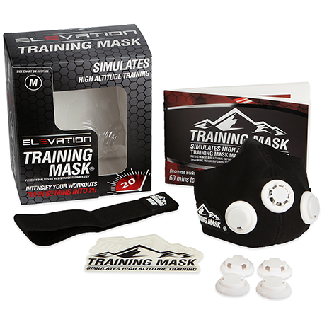 Elevation Training Mask Coupon