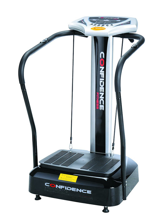Confidence Fitness Full Body Vibration Platform Fitness Machine