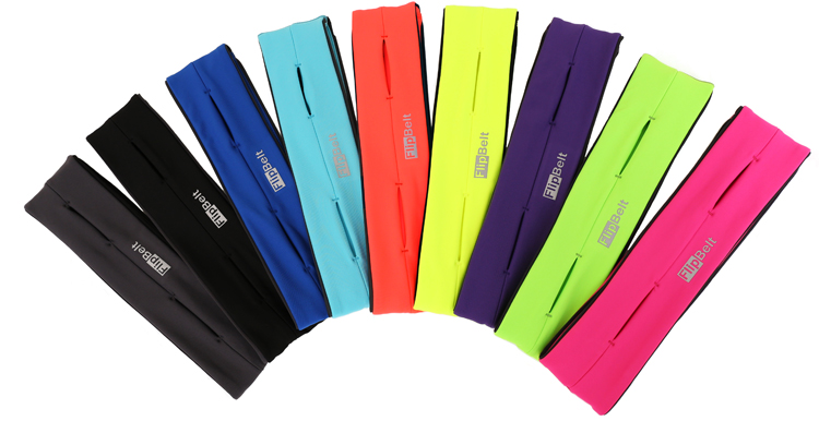 FlipBelt Fitness Belt