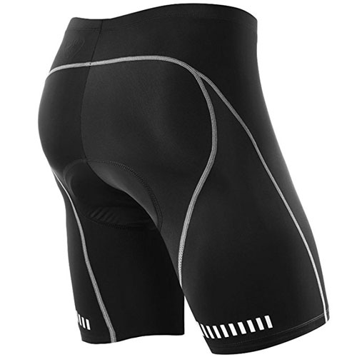 NOOYME Men's Cycling Shorts
