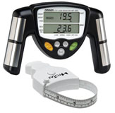 Omron HBF-306C Hand Held Body Fat Monitor