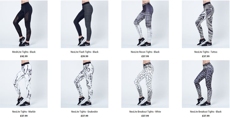 Physiq Apparel Leggings