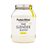 The Slender Blend - Non-GMO, Low Calorie Shake - Subscribe & Save 15% Off Just $40.80/£27.20!