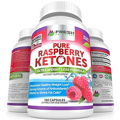 Fresh Healthcare: Pure Raspberry Ketones