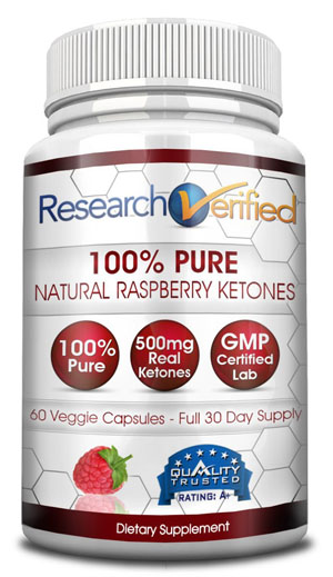 Research Verified: Raspberry Ketones