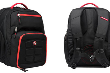 6 Pack Fitness Expedition Backpack Meal Mangement System Review