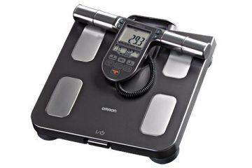 Omron HBF-514C Body Composition Monitor