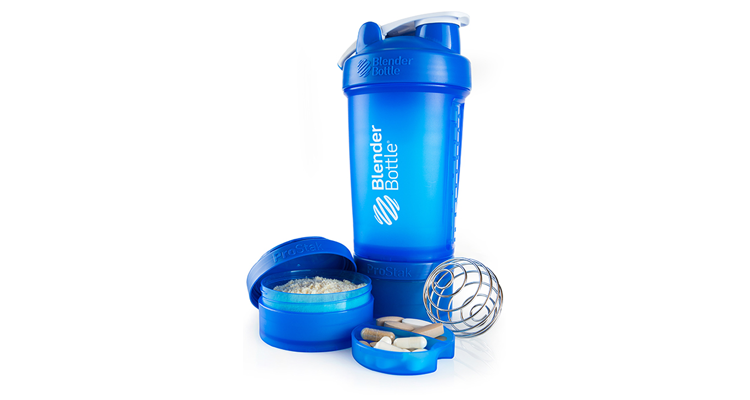 BlenderBottle Pro Stak Review