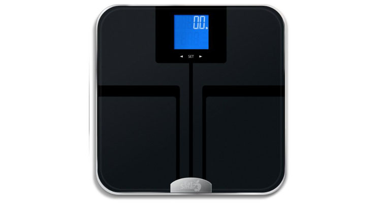 2 Eatsmart Precision Getfit Digital Body Fat Scale