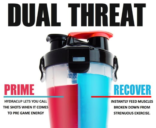 Hydra Cup Dual Shaker Review