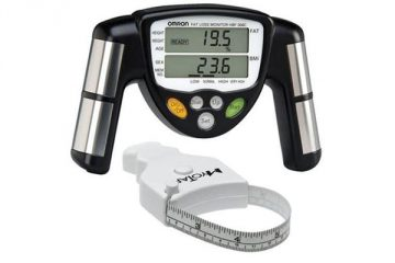 Omron HBF-306C BodyLogic Hand Held Body Fat Monitor Review