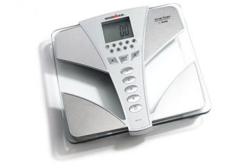 Tanita BC554 Ironman Body Composition Monitor Review